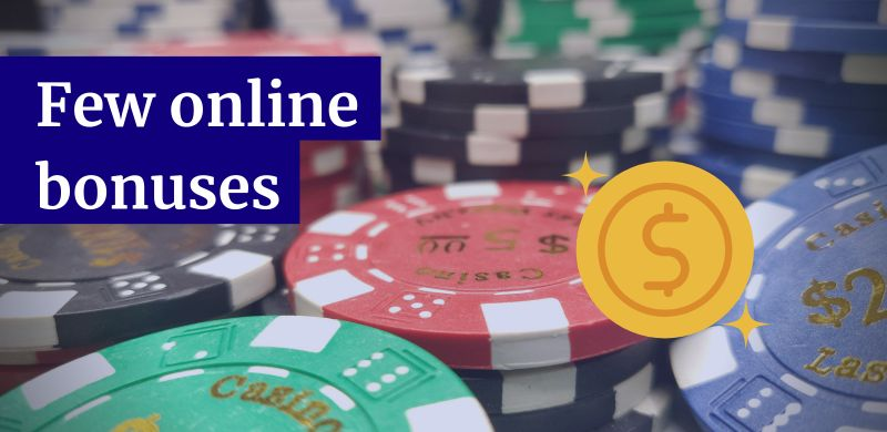 How to get bonuses at online casinos? Requirements