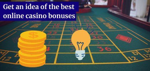 idea of bonuses