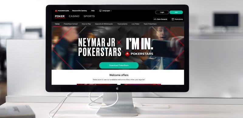 PokerStars on mac