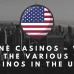 online casinos in the USA